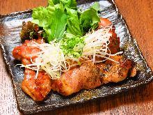 닭다리살 산초 구이