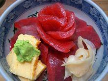 참치 듬뿍 덮밥