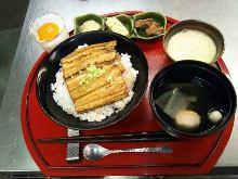 붕장어 덮밥