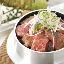 소고기 타타키 덮밥