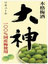 Authentic Plum Wine Ogami Ibaraki Alcohol14