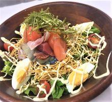 해산물 샐러드