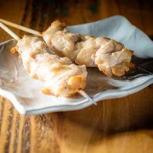 닭가슴살 꼬치 구이