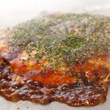 히로시마식 오코노미야키