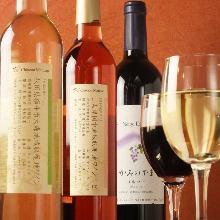 잔 와인 (화이트)