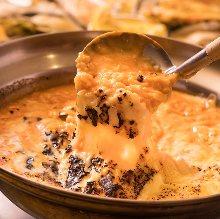 치즈 리조또