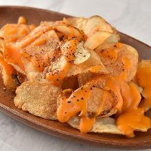 트뤼프 감자 튀김