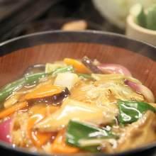 덮밥 요리