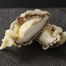 표고버섯 튀김