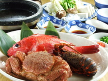 해산물 샤부샤부