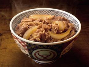 규동(쇠고기덮밥)