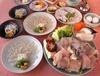 특 복어 전골 코스 6,500엔(1인분)