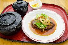 일본식 햄버그스테이크