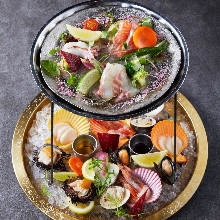 해물 요리