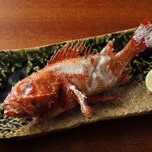 생선 소금 구이