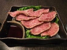소고기 타타키