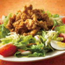 닭고기 샐러드