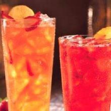 Strawberry Passion tea/Tropical raspberry tea