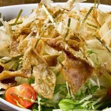 바삭바삭한 샐러드