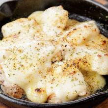 닭가슴살 치즈 구이