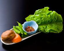 채소 구이