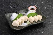 나마유바(생 두부껍질)