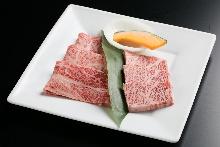 고기 구이 모둠