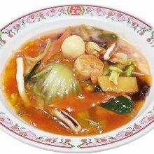 중국식 덮밥