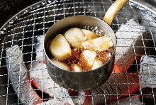 마늘 기름 구이