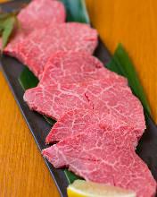 상급 붉은 고기