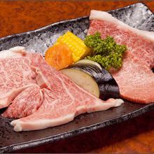 고기 맛 비교하기