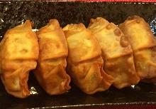 튀김 만두