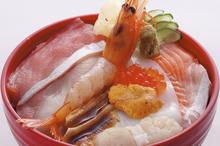 해산물 덮밥