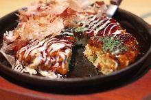 믹스 달걀 오코노미야키