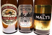 KIRIN or asahi or molt's