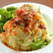 안초비 감자 샐러드