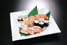 모둠 초밥