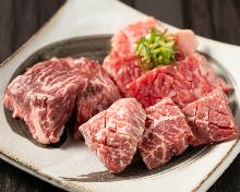 모둠 붉은 고기