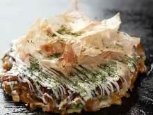 돼지 달걀 오코노미야키