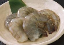 해산물, 아스파라거스, 죽순 볶음
