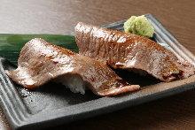 와규 아부리 초밥