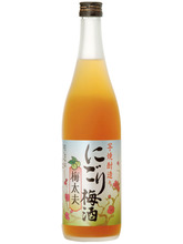 Nigori Umeshu(Plum Wine)Rock&Soda
