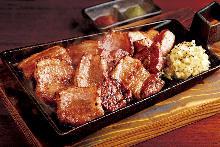 고기 숯불 구이