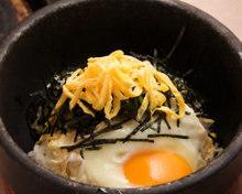 돌솥 비빔밥 수프 포함