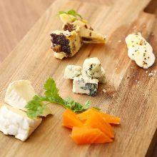 모둠 치즈 5가지