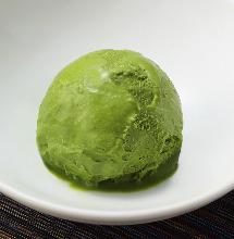 말차 아이스크림