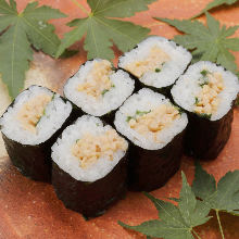 낫또 김초밥
