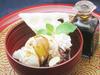 사누키의 일본식 모플