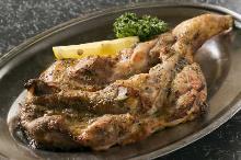 뼈 있는 닭고기