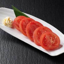 찬 토마토
